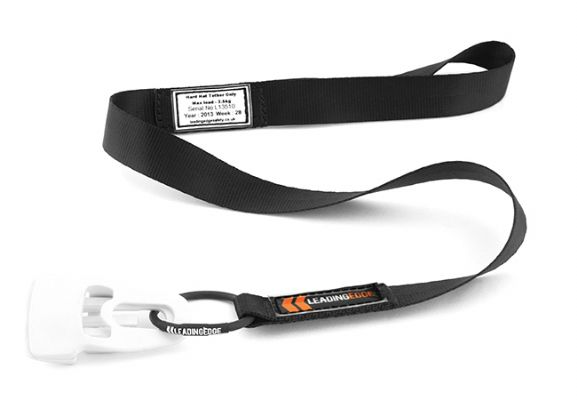 Clip-On Hard Hat Lanyard